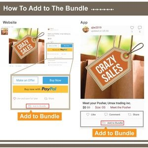 How To Add To The Bundle